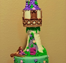 1067x1600px Tangled Cake Decorations Picture in Cake Decor
