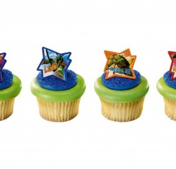 1500x1000px Teenage Mutant Ninja Cupcakes Picture in Cupcakes