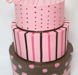 736x1150px Tiered Cake Boxes Picture in Cake Decor