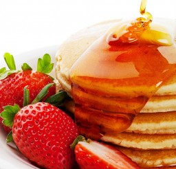 530x530px Walden Farms Pancake Syrup Picture in pancakes