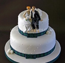 wedding cakes springfield il and fishing wedding cake toppers wedding cake 25515