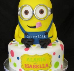 1200x1600px Where To Buy Minion Cake Picture in Cake Decor