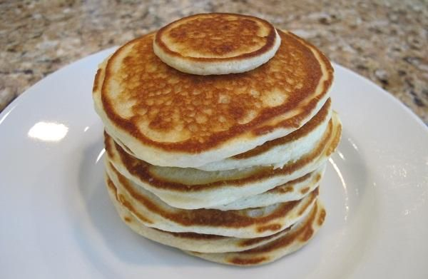 Williams Sonoma Pancake Recipe Picture in pancakes