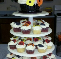 460x816px Wilton Cupcake Tower Stand Picture in Cupcakes