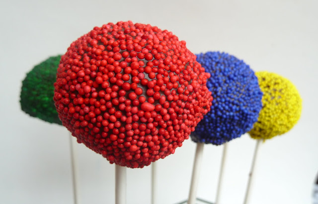 Babycakes Cake Pop Mix Picture in Cake Decor