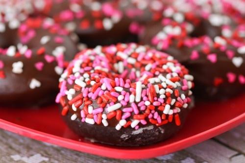 Babycakes Donut Recipe Picture in Cake Decor