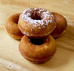 530x530px Babycakes Doughnut Mix Picture in Cake Decor
