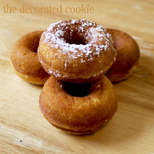 Babycakes Doughnut Mix Picture in Cake Decor