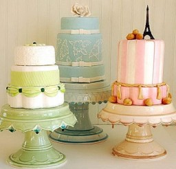 553x480px Cake Stands Picture in Wedding Cake
