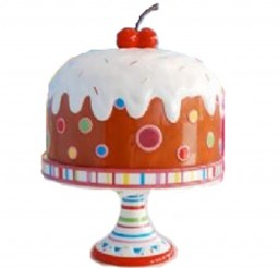 600x600px Colorful Cake Stands Picture in Cake Decor