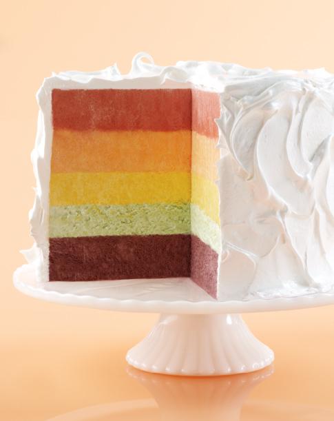 Martha Stewart Cake Picture in Cake Decor