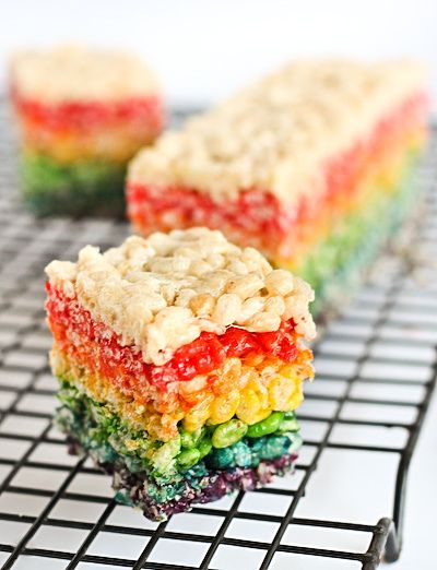 Rice Krispie Recipes For Kids Picture in Cake Decor