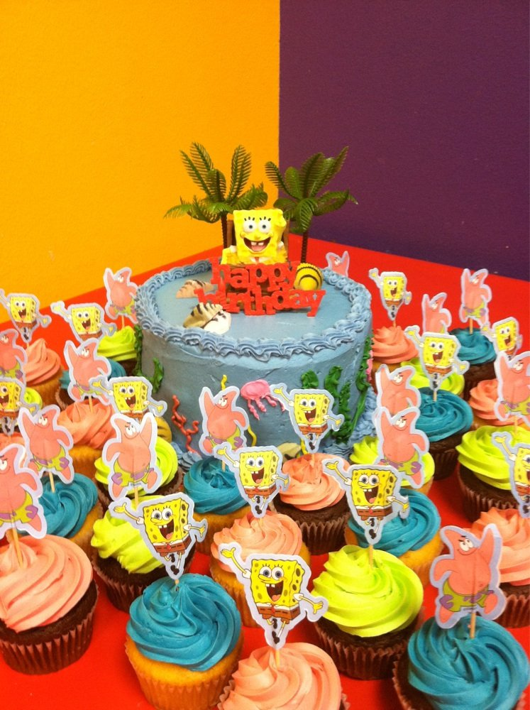 Abc Bakery Supplies Picture in Cupcakes