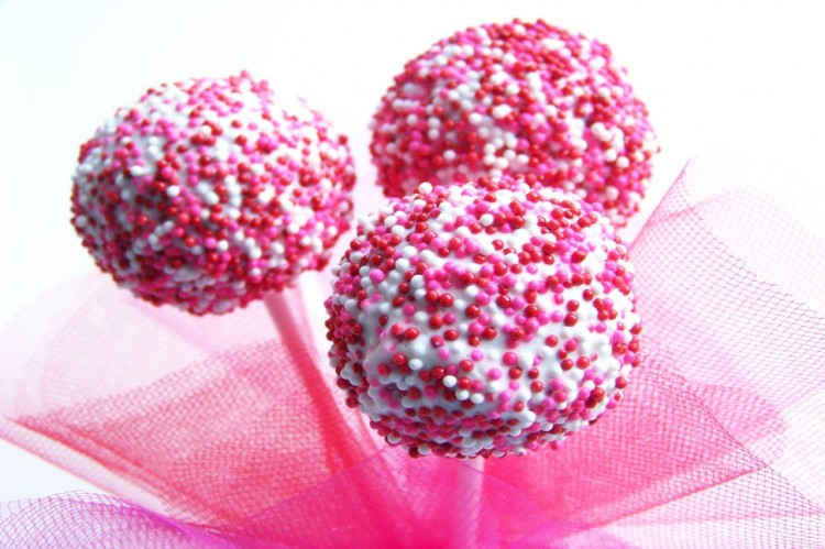 Cake Pop Baking Mix Picture in Cake Decor