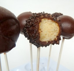 1600x1430px Babycake Cake Pop Maker Picture in Chocolate Cake