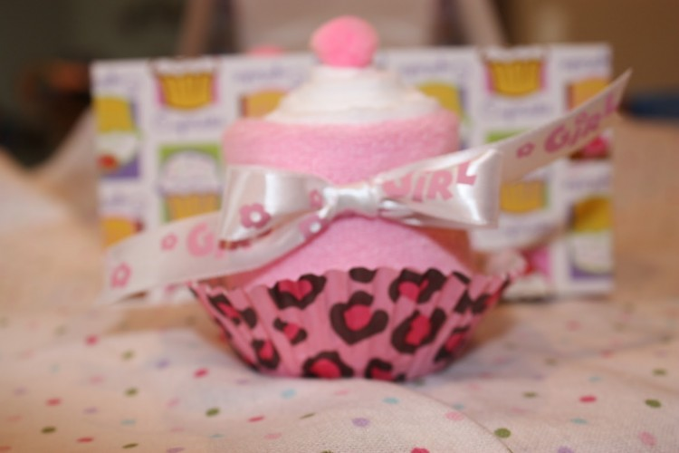 Babycakes Cupcake Liners Picture in Cupcakes