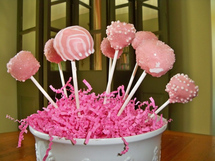 Cake Pop Holder Ideas Picture in Cake Decor