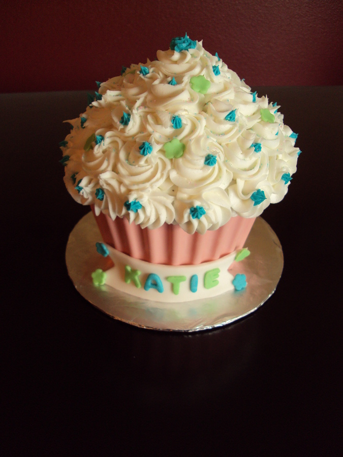 Wilton Wafers Picture in Cupcakes