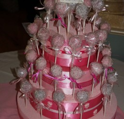 736x1104px Cake Pops Holder Picture in Cake Decor