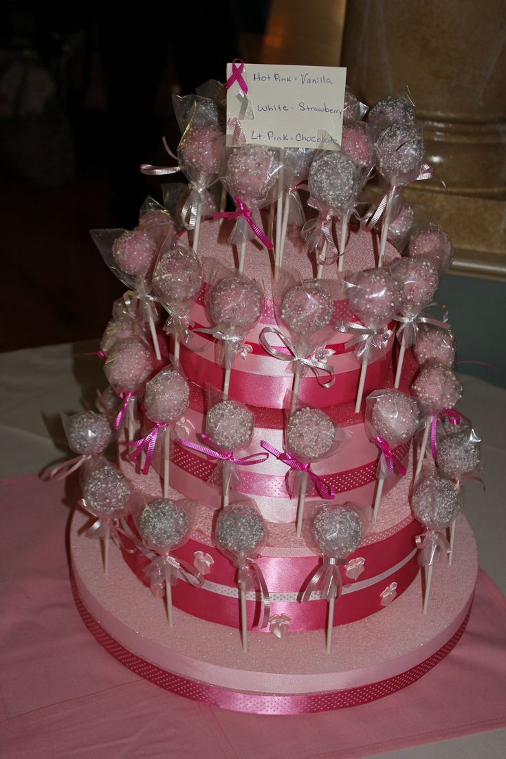 Cake Pops Holder Picture in Cake Decor