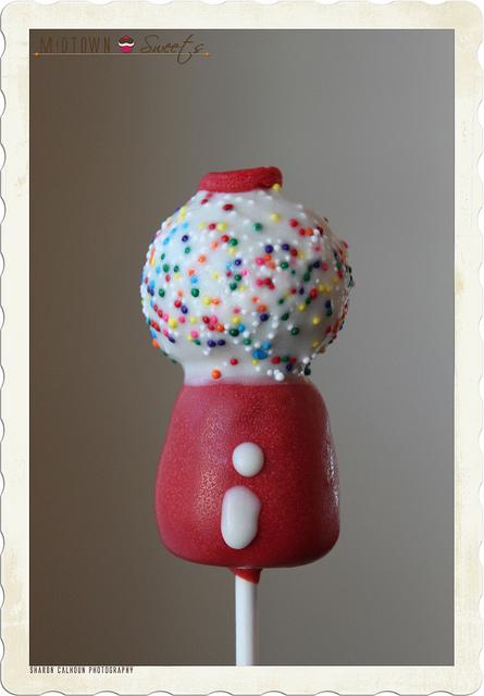 Popular Cake Pops Machine Picture in Cake Decor