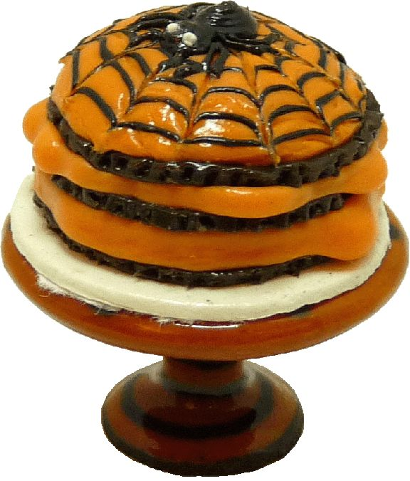 Amazing Halloween Cake Plates Picture in Cake Decor