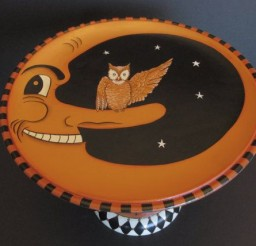 570x428px Halloween Cake Stand Picture in Cake Decor