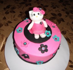 900x675px Hello Kitty Cakes For Kids Picture in Birthday Cake