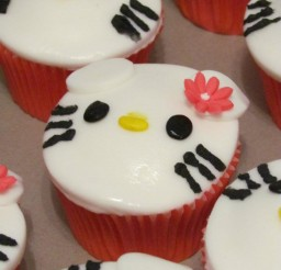 720x960px Hello Kitty Cupcake Decorations Picture in Cupcakes