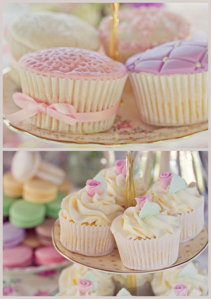 Ice Cream Cupcake Holder Picture in Cupcakes