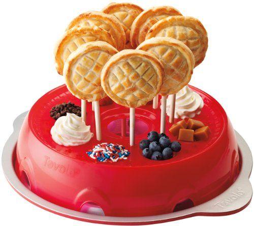 Pie Pop Maker Picture in Wedding Cake
