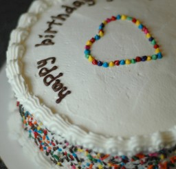 1063x1600px Sprinkles For Baking Picture in Birthday Cake
