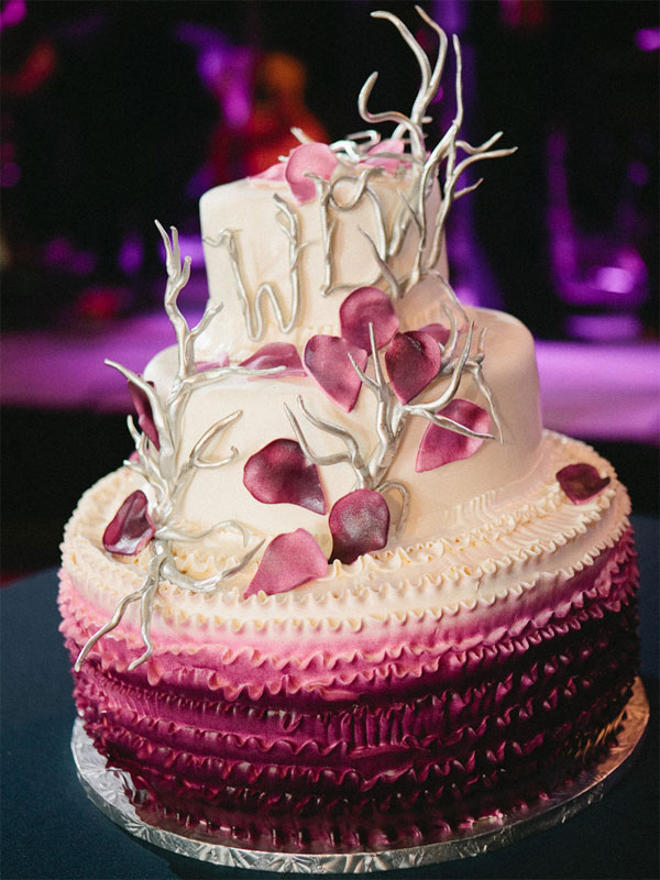 Unique Cake Picture in Cake Decor