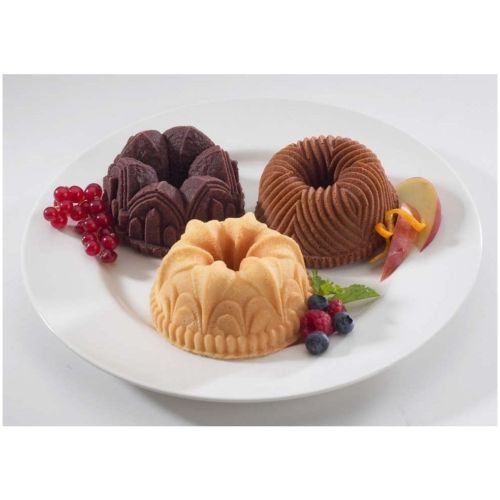 Individual Bundt Cake Pans Picture in Cupcakes
